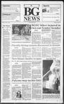 The BG News October 3, 1996