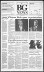 The BG News October 7, 1996