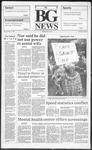 The BG News October 11, 1996