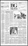 The BG News October 14, 1996