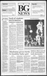 The BG News October 15, 1996