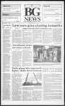 The BG News October 21, 1996