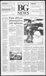The BG News October 22, 1996