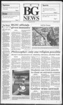 The BG News October 30, 1996