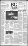 The BG News November 1, 1996
