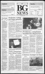 The BG News November 4, 1996