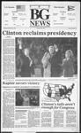 The BG News November 6, 1996
