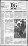 The BG News November 8, 1996