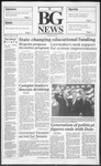 The BG News November 11, 1996