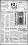 The BG News November 12, 1996