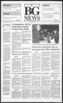 The BG News November 15, 1996