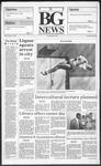 The BG News November 18, 1996