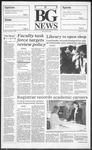 The BG News November 19, 1996