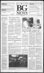 The BG News November 22, 1996