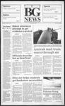 The BG News November 25, 1996
