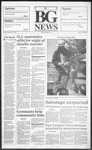 The BG News November 26, 1996