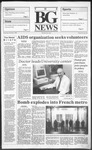 The BG News December 4, 1996