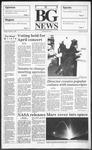 The BG News December 5, 1996