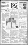 The BG News December 6, 1996