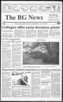 The BG News January 27, 1997