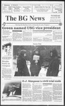 The BG News January 28, 1997