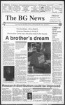 The BG News February 7, 1997