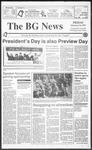 The BG News February 14, 1997