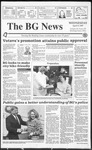 The BG News April 9, 1997