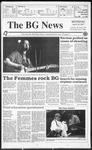 The BG News April 14, 1997