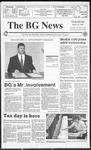 The BG News April 15, 1997