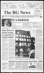 The BG News April 22, 1997