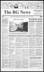 The BG News April 30, 1997