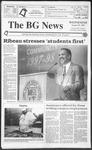 The BG News August 27, 1997