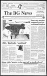 The BG News September 16, 1997