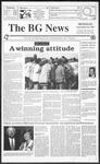 The BG News September 22, 1997