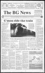 The BG News September 25, 1997
