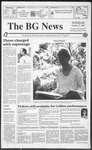The BG News October 7, 1997