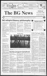 The BG News November 7, 1997