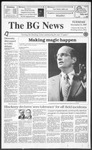 The BG News November 11, 1997