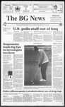 The BG News November 14, 1997