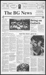 The BG News November 25, 1997