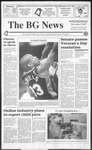 The BG News December 3, 1997