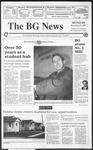 The BG News December 8, 1997