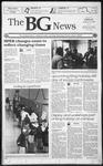 The BG News January 16, 1998