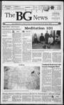 The BG News January 20, 1998
