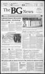 The BG News January 23, 1998