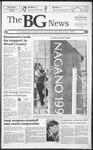 The BG News February 5, 1998