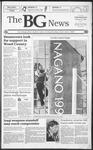 The BG News February 5, 1998