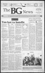The BG News February 9, 1998