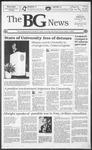 The BG News February 20, 1998